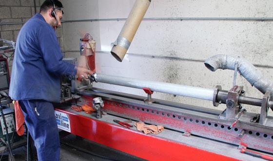 ремонт карданных валов зил